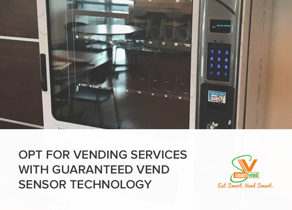 Choosing a Guaranteed Vend Technology for Vending Machines