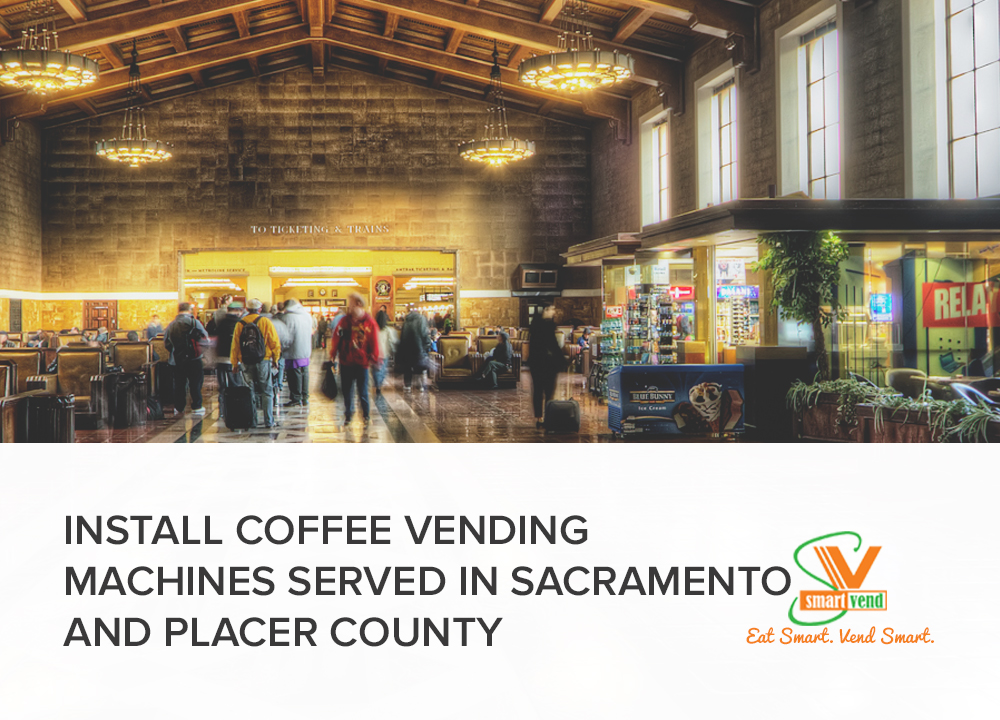 How Vending Services Help People To Love Coffee Vending Today